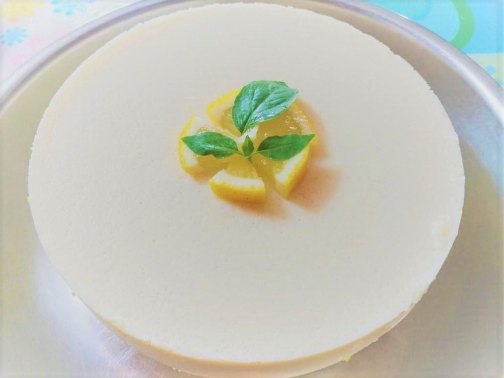 豆腐低脂芝士凍餅