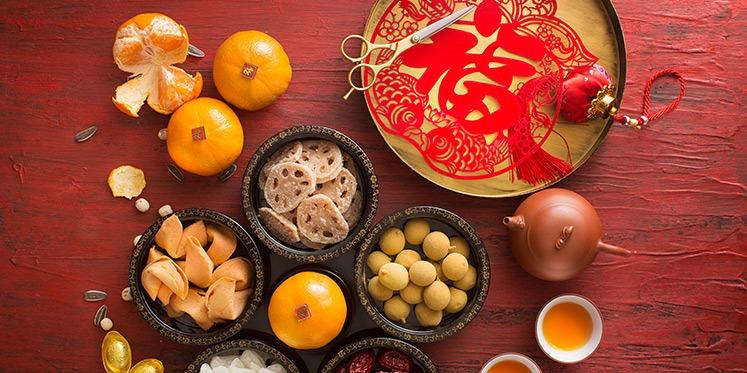 農曆新年食品
