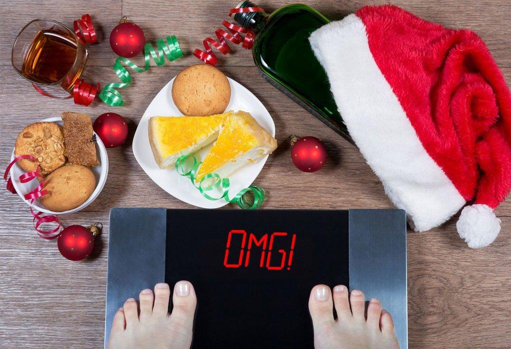 聖誕節5招捍衛體重
