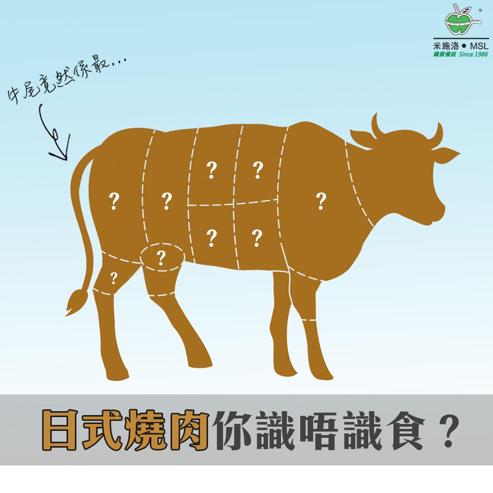 日式燒肉你識唔識食