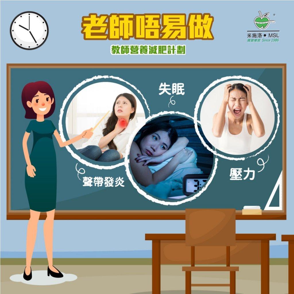 教師營養減肥計劃