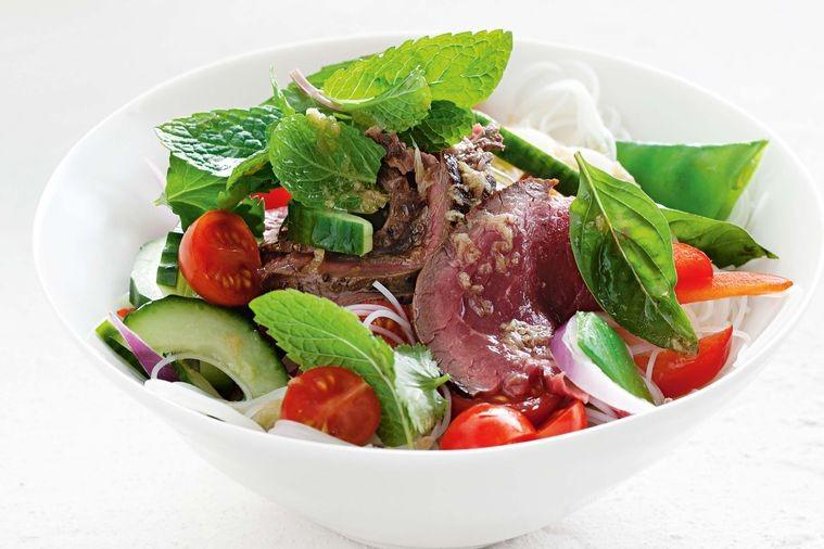 泰式牛肉沙律